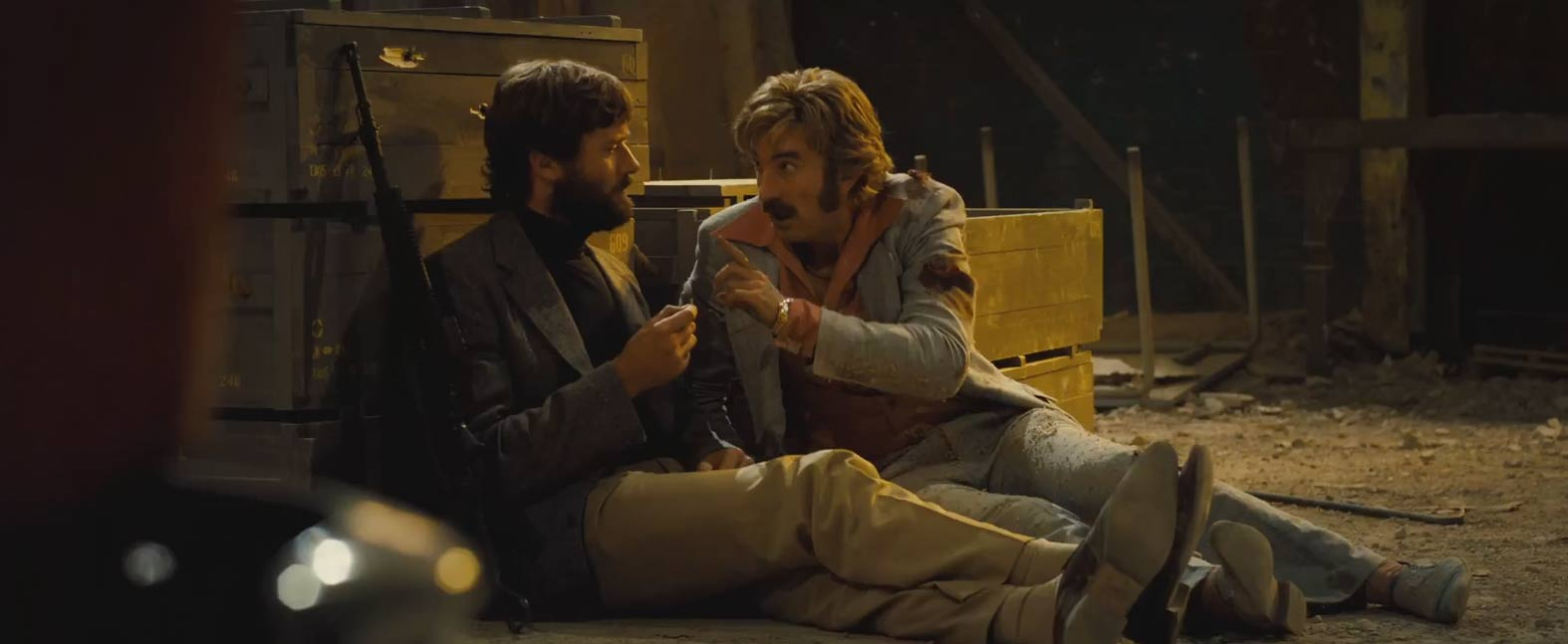 Free Fire Red Band Trailer Screen Shot 2