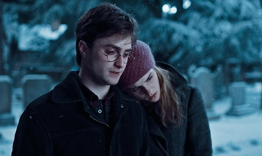 Harry Potter and the Deathly Hallows: Part I Theatrical Trailer