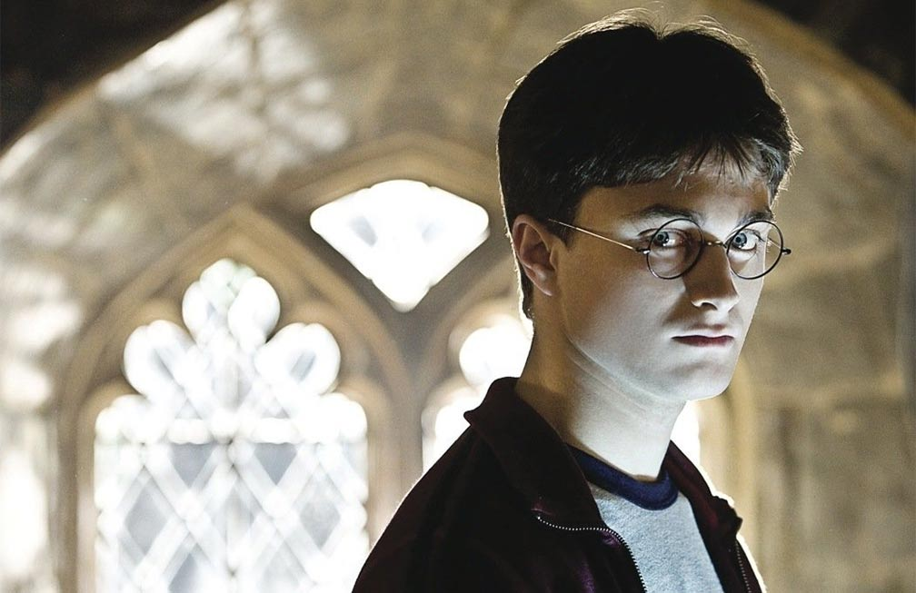 Harry Potter and the Half-Blood Prince Feature Trailer Screencap