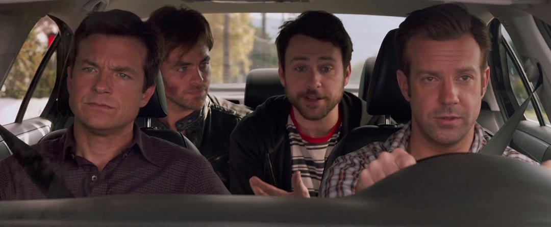 Horrible Bosses 2 Theatrical Trailer Screencap