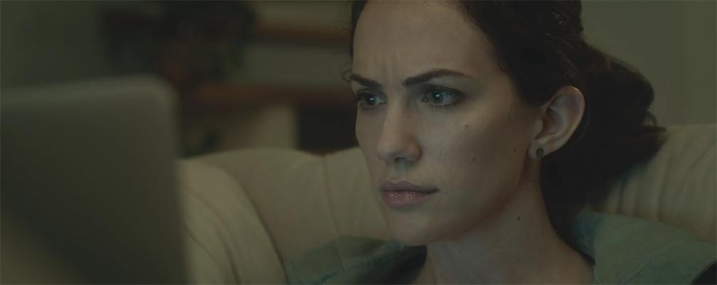 Hush Trailer Screencap