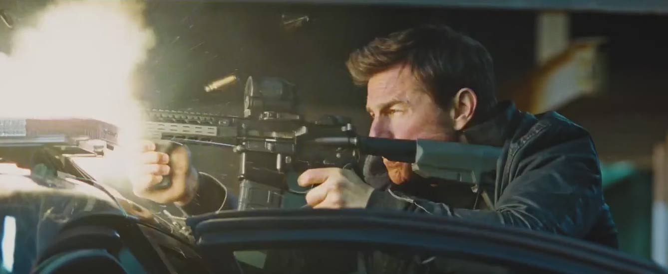 Jack Reacher Never Go Back - Trailer Screencap 2