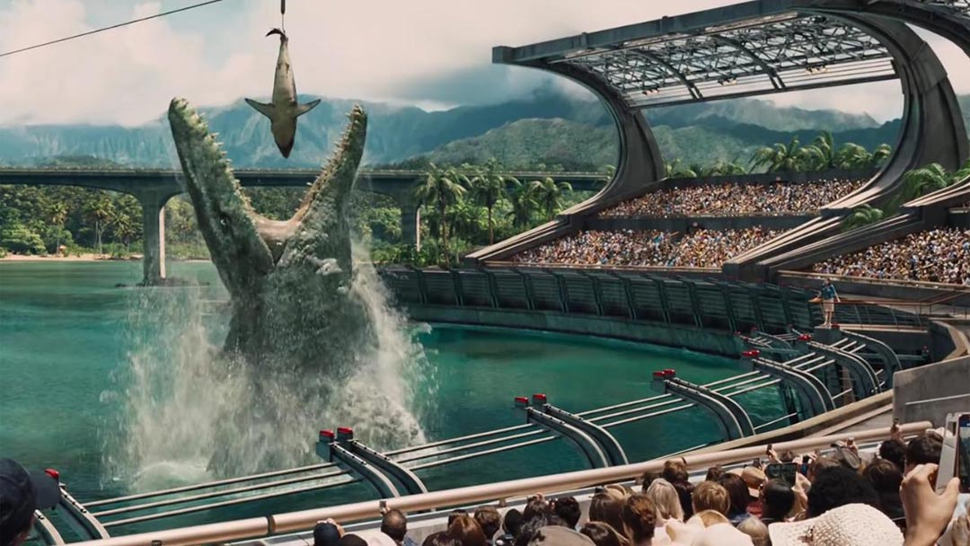 Jurassic World Theatrical Trailer