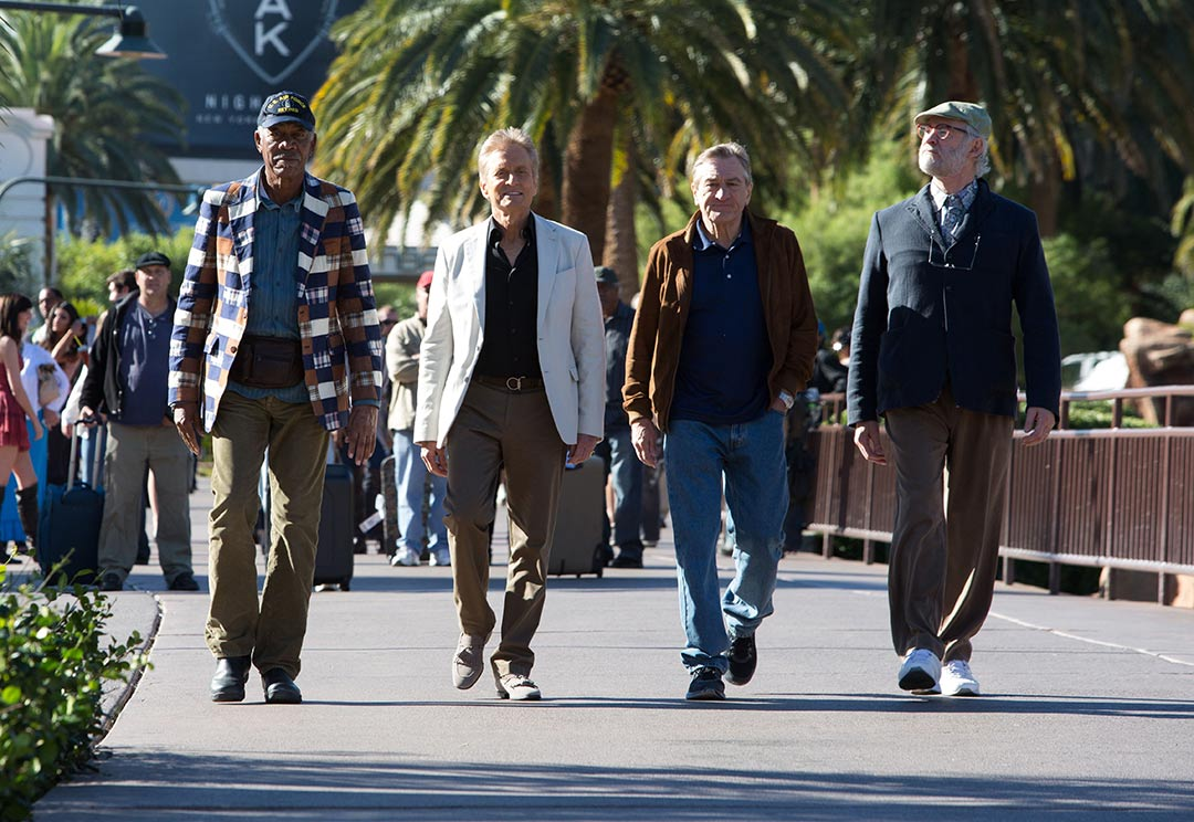 Last Vegas Trailer Screencap