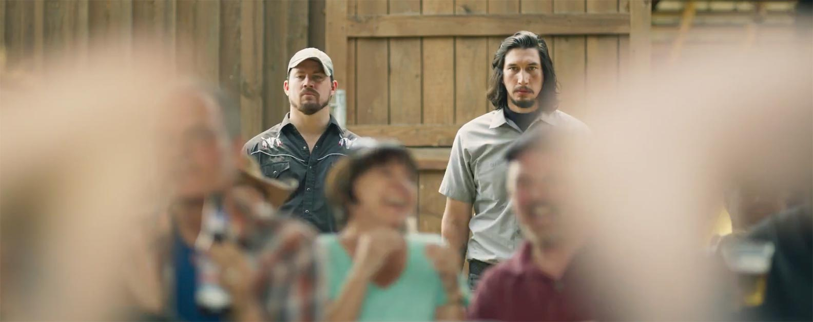 Logan Lucky Trailer Screencap