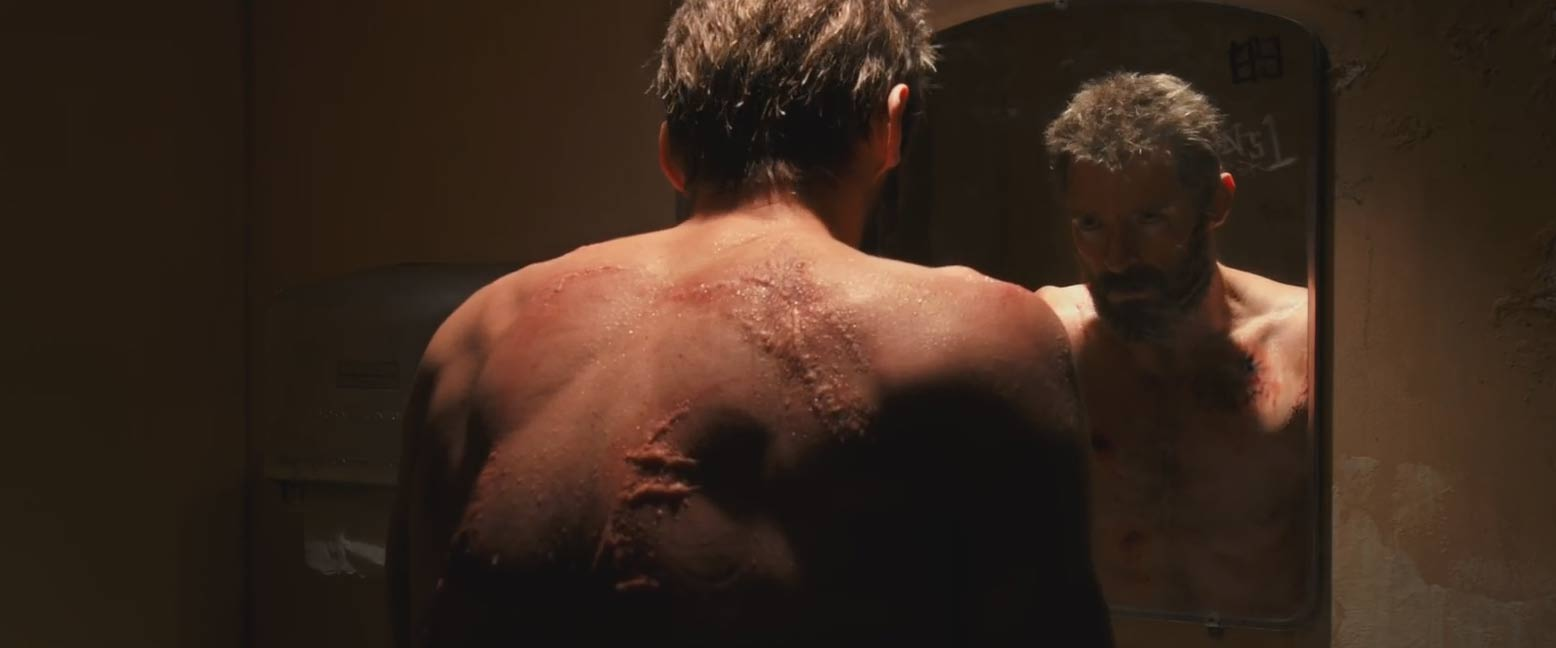 Logan Trailer Screen Shot 1