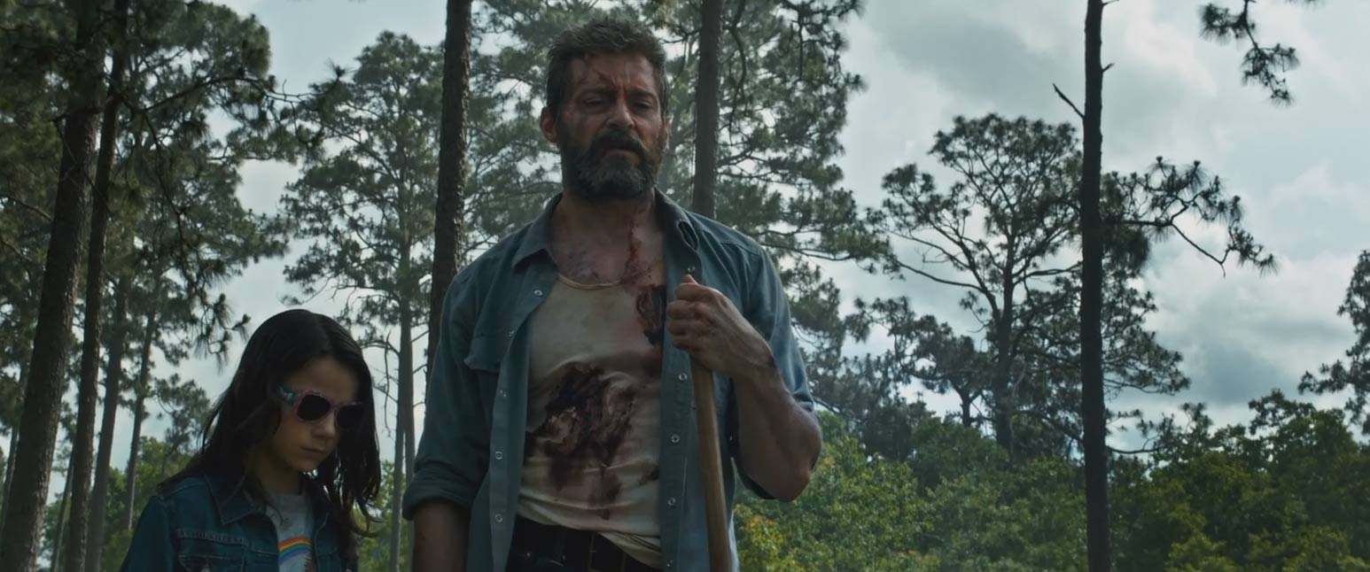 Logan Trailer Screen Shot 2