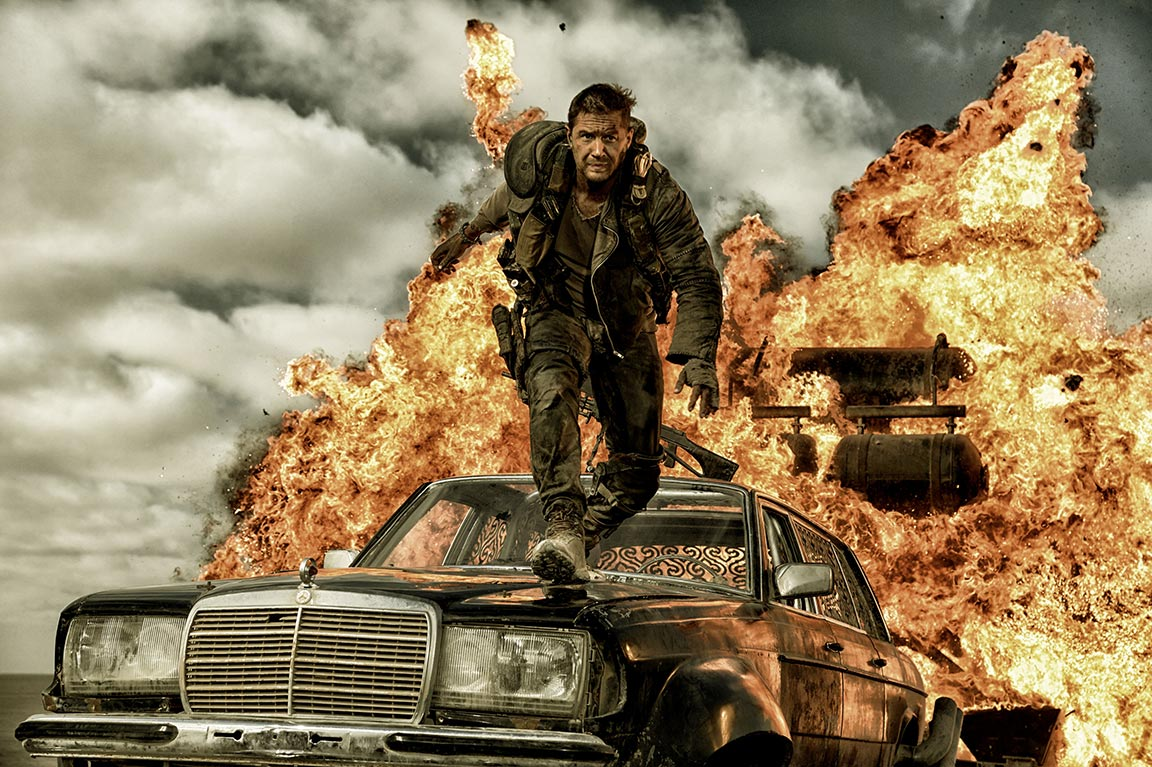 Mad Max: Fury Road Trailer Screencap