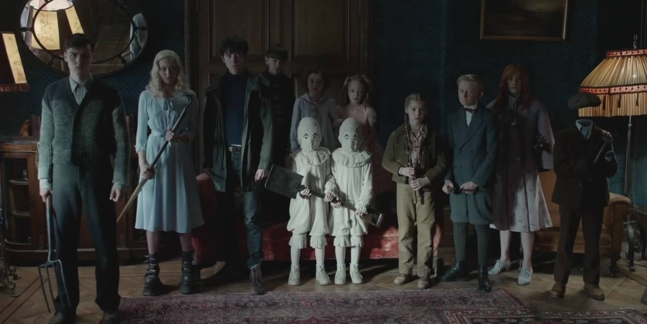 Miss Peregrine's Home for Peculiar Children Theatrical Trailer - Screen Shot II