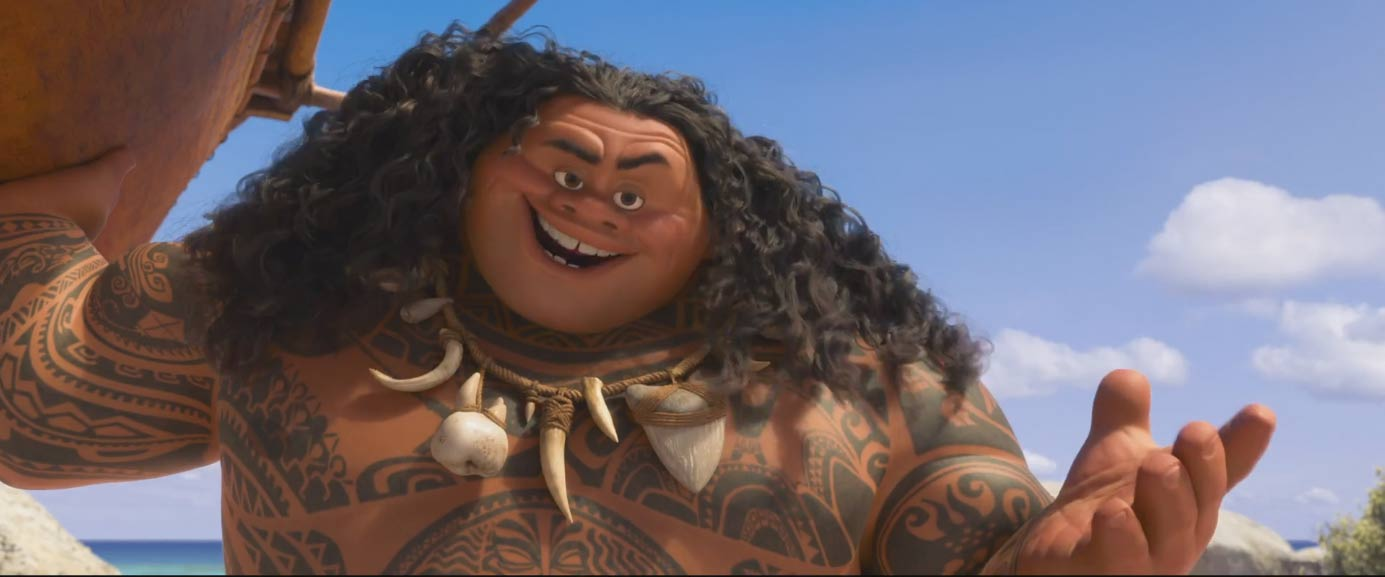 Moana Trailer Screen Cap