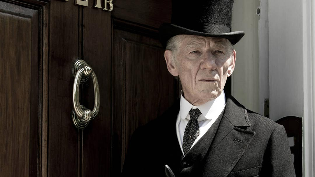 Mr. Holmes Teaser Trailer Screencap