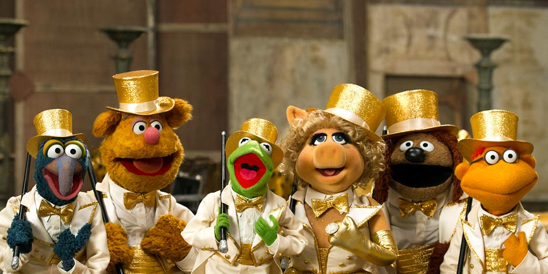 List of celebrity cameos in the muppets