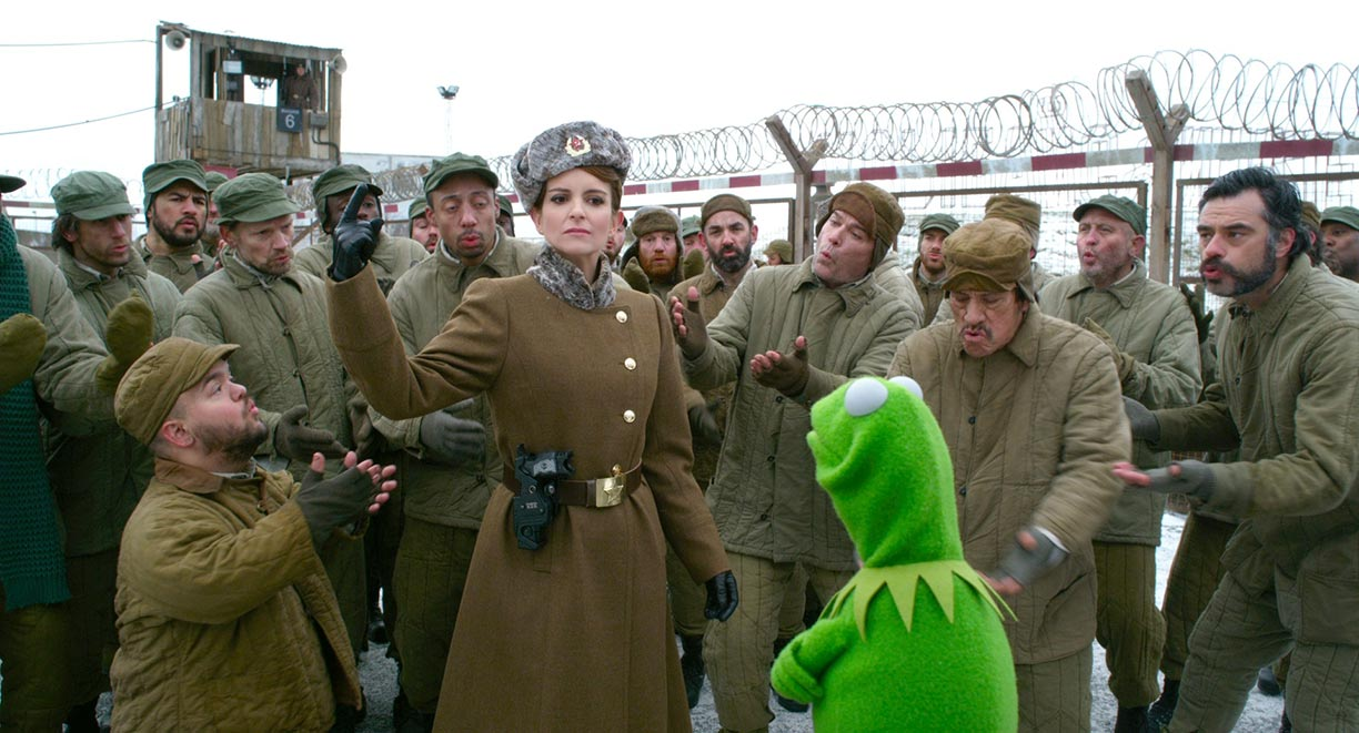 Muppets Most Wanted Trailer Screencap