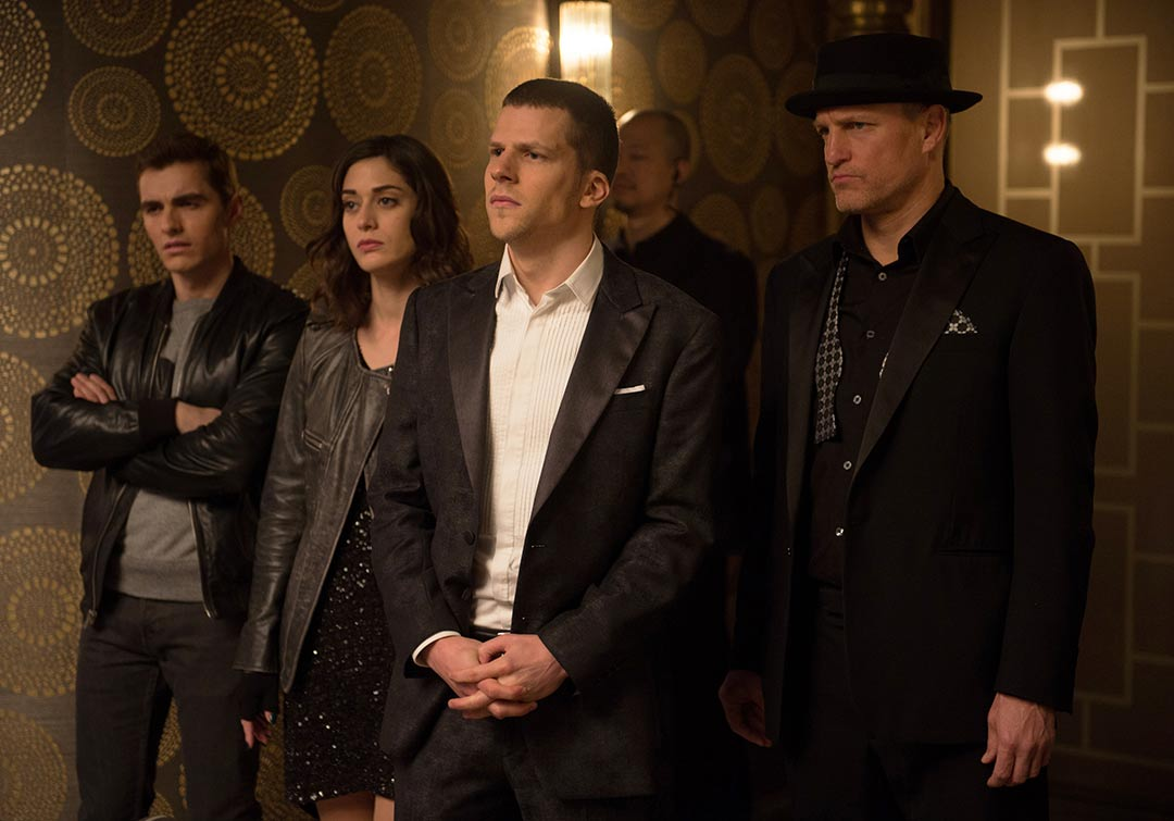 Now You See Me 2 Teaser Trailer Screencap