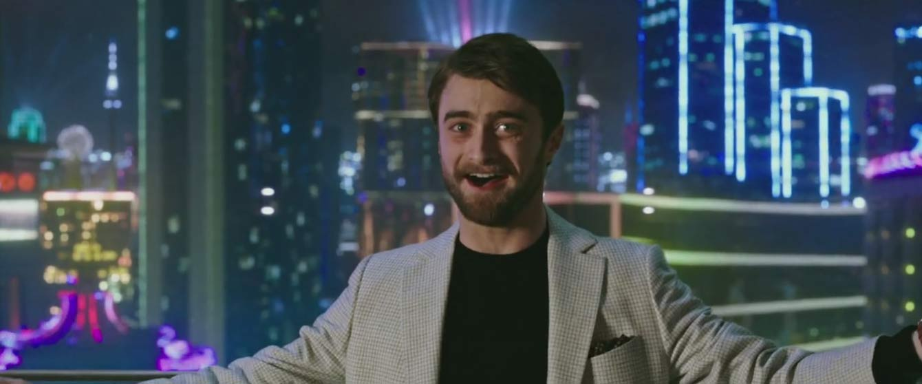 Now You See Me 2 - Trailer Screencap Daniel Radcliffe