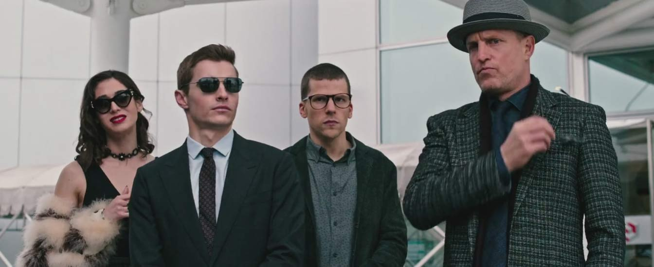 Now You See Me 2 - Trailer Screencap Four Horsemen