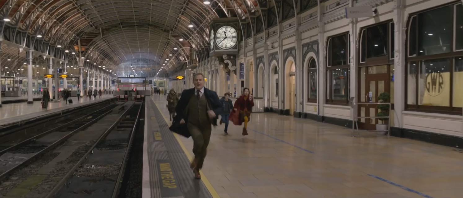 Paddington 2 Trailer Screen Shot 2