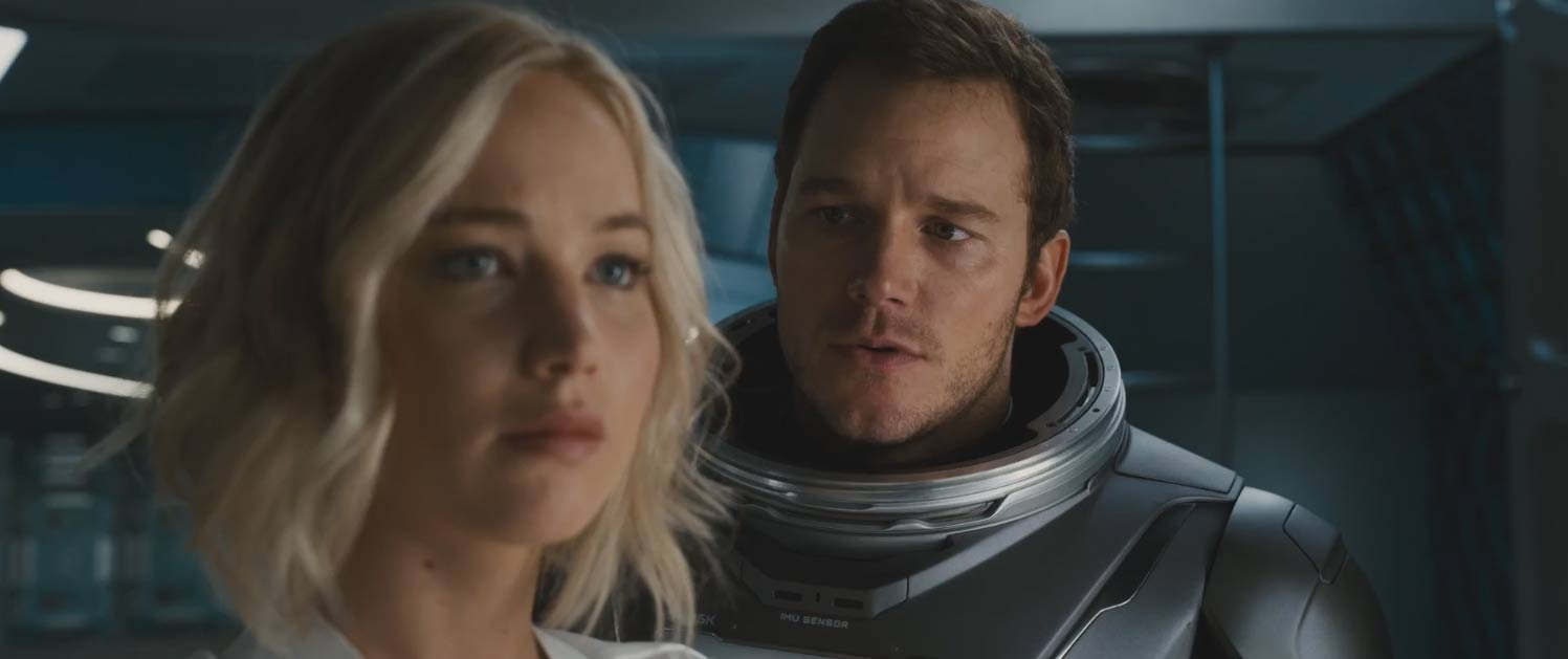 Passengers Trailer Screen Shot 2