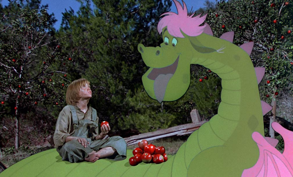 Pete's Dragon Teaser Trailer - Original