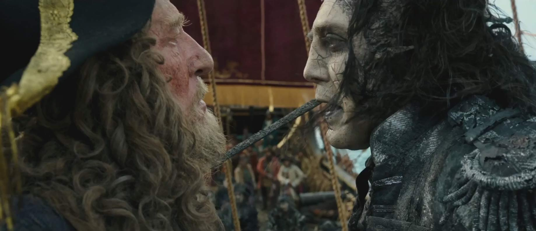 Pirates of the Caribbean: Dead Men Tell No Tales Trailer 2