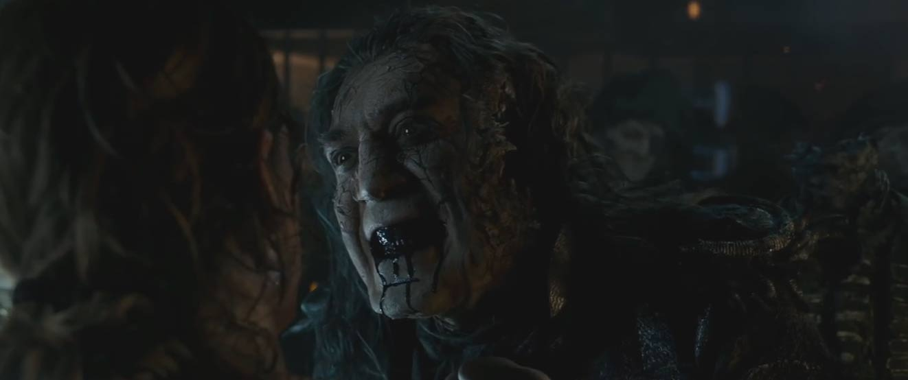 Pirates of the Caribbean: Dead Men Tell No Tales Teaser Trailer 2