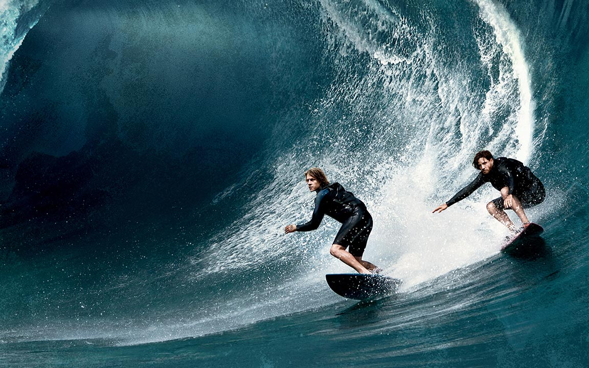 Point Break Trailer Screencap