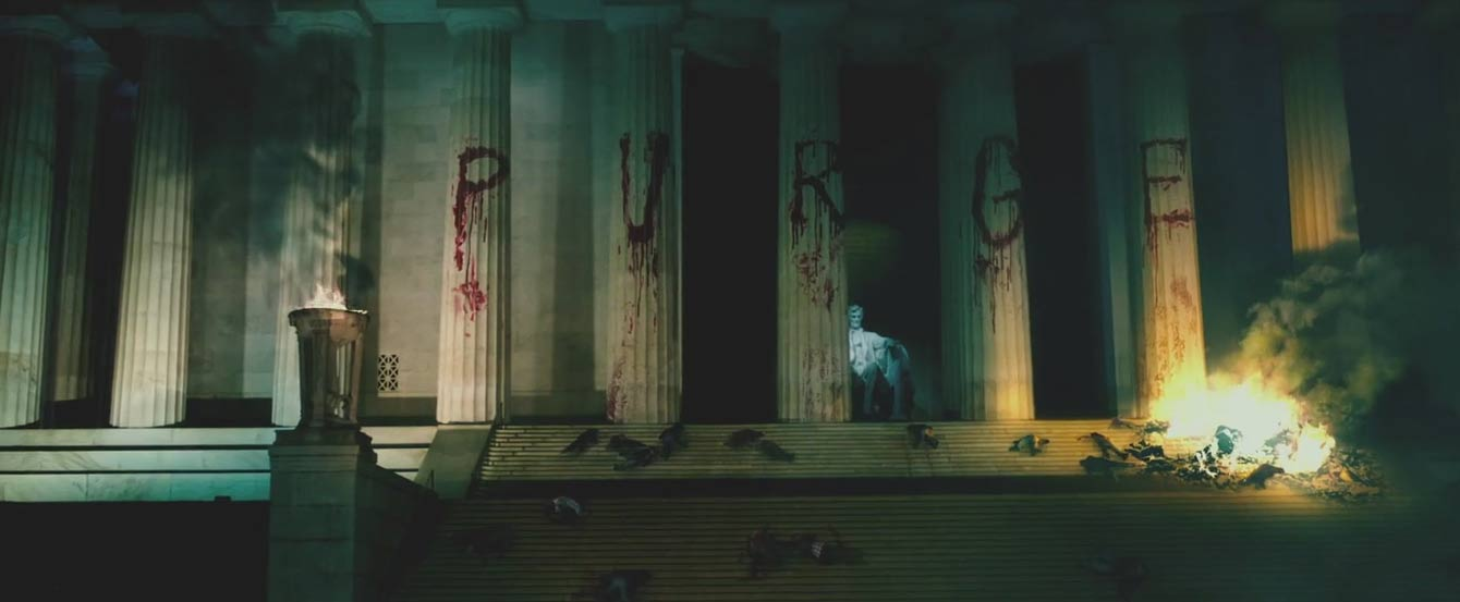 The Purge Election Year Feature Trailer Screencap 1