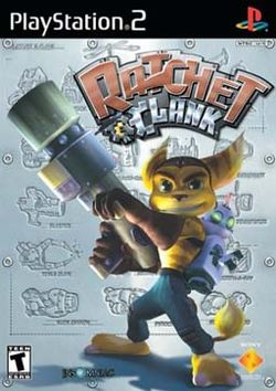 Ratchet and Crank 2002 Game