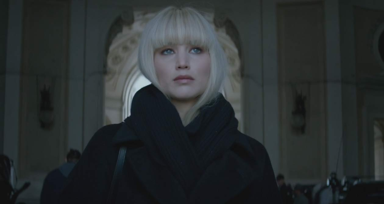 Red Sparrow Trailer Screen Shot 2