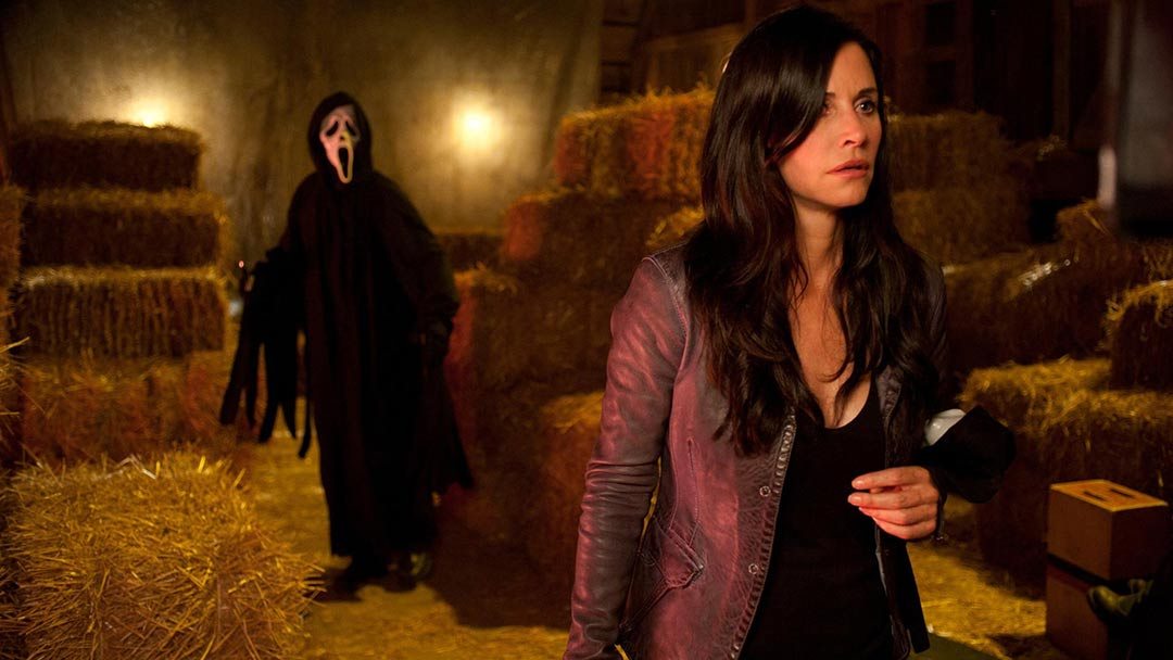 Scream 4 Trailer Screencap