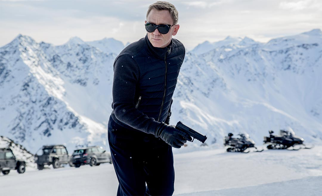 Spectre Trailer Screencap