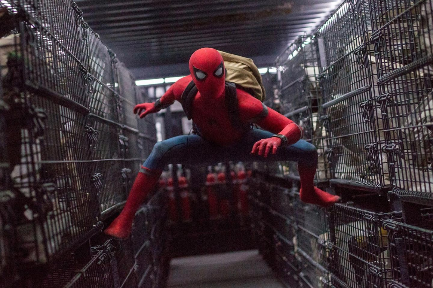 Spider-Man Homecoming Theatrical Trailer Screencap