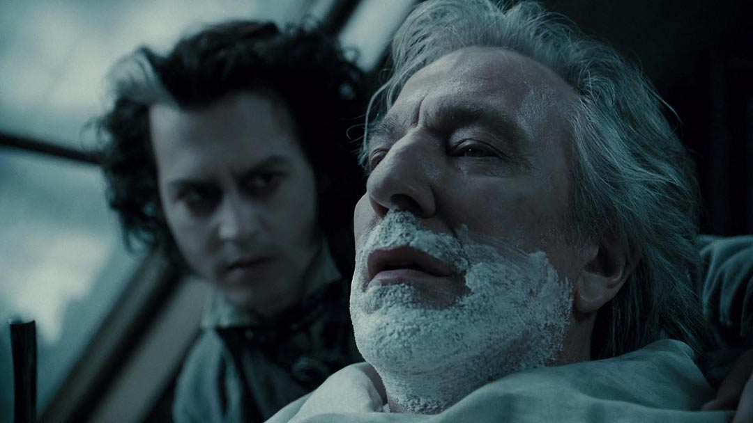 Sweeney Todd Trailer Screencap