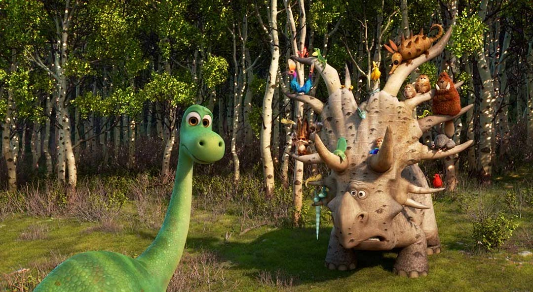The Good Dinosaur Trailer Screencap