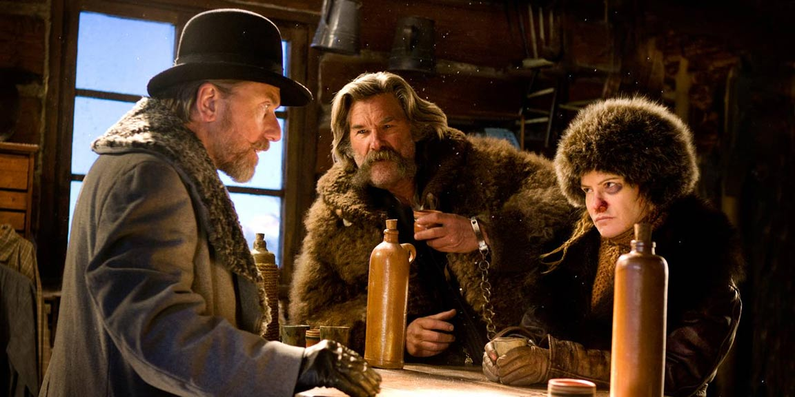 The Hateful Eight Trailer Screencap #2