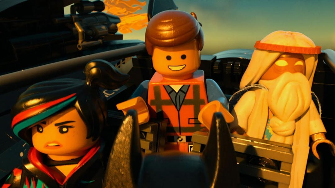 The Lego Movie Feature Trailer