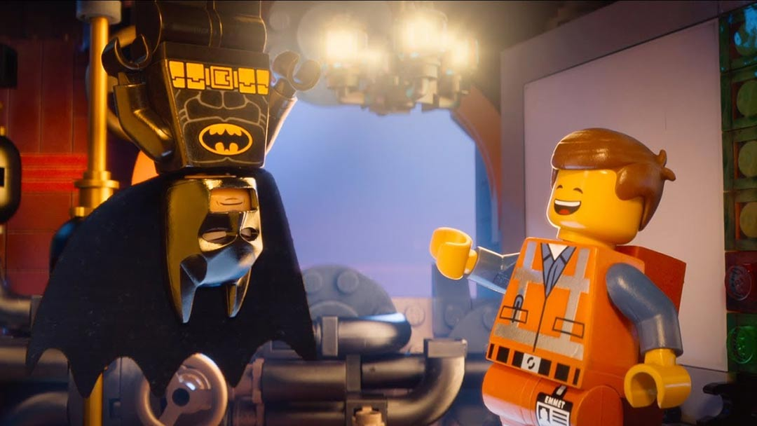 The Lego Movie Feature Trailer Screencap