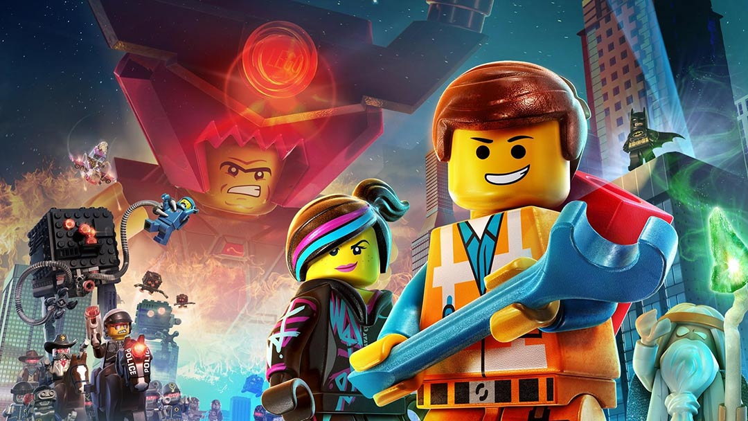 The Lego Movie Trailer Screencap