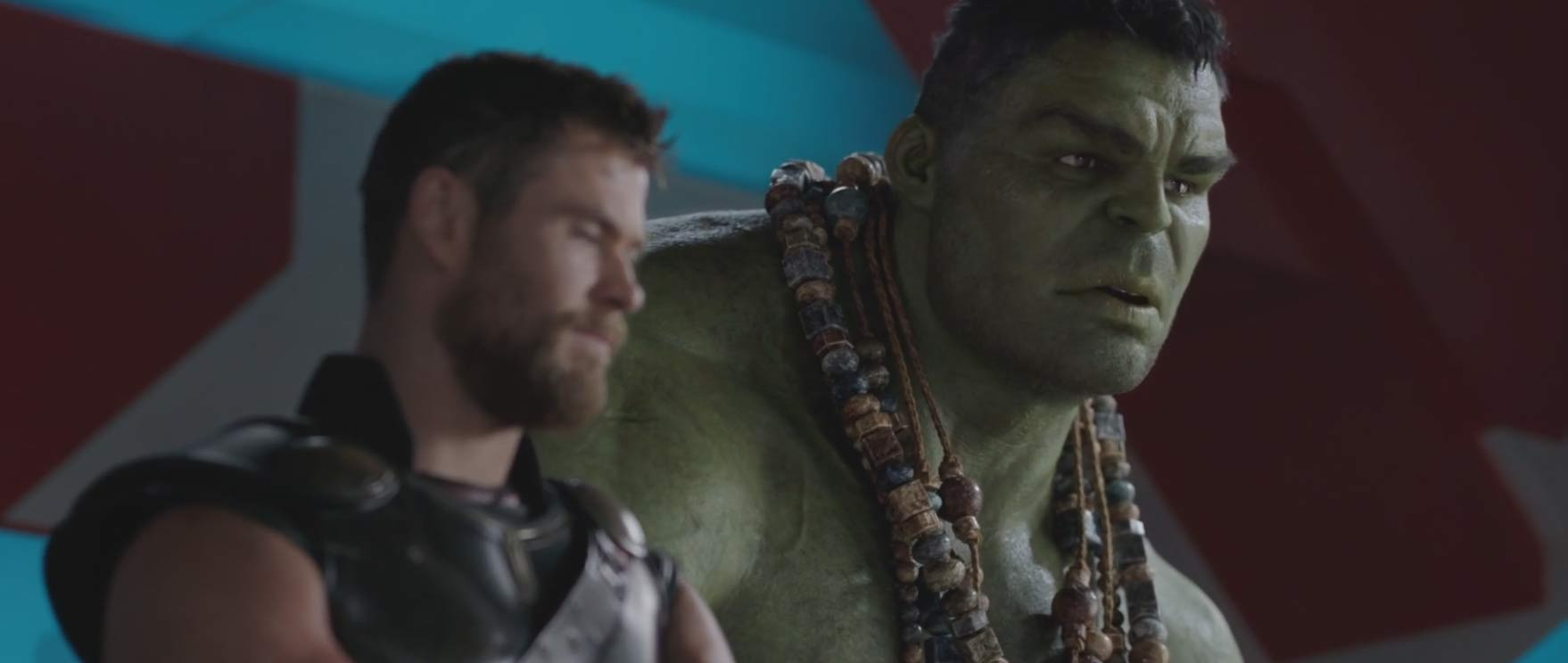 Thor: Ragnarok Feature Trailer Screen Shot 1