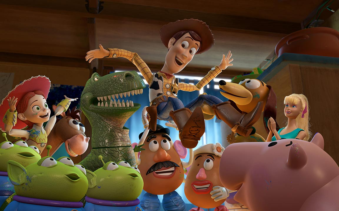 Toy Story 3 Teaser Trailer Screencap #2