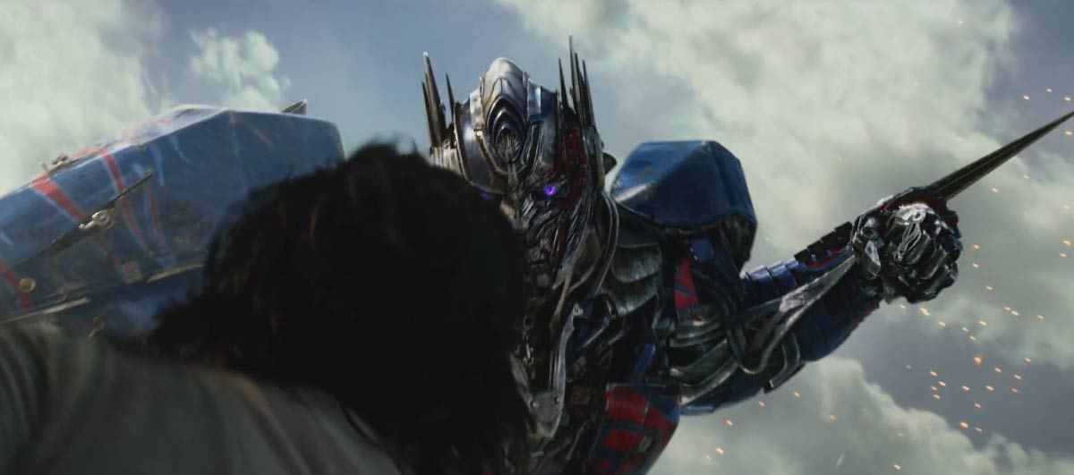 Transformers The Last Knight Trailer Screen Shot 2