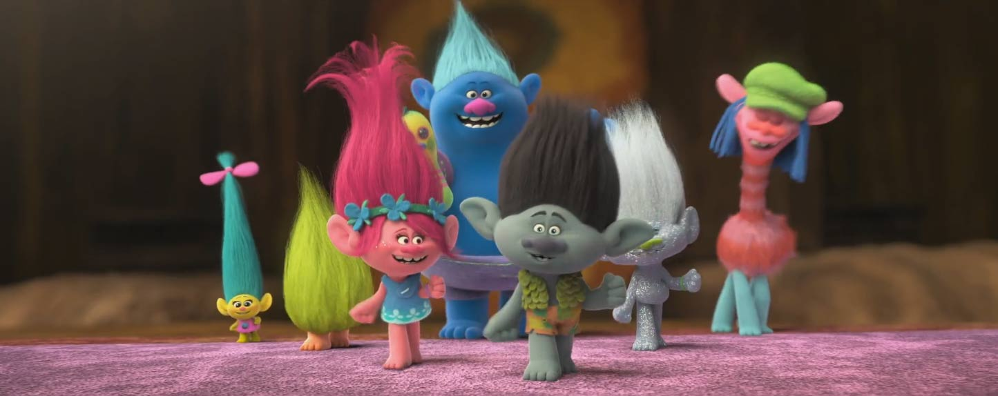 Trolls Trailer Screen Shot 2