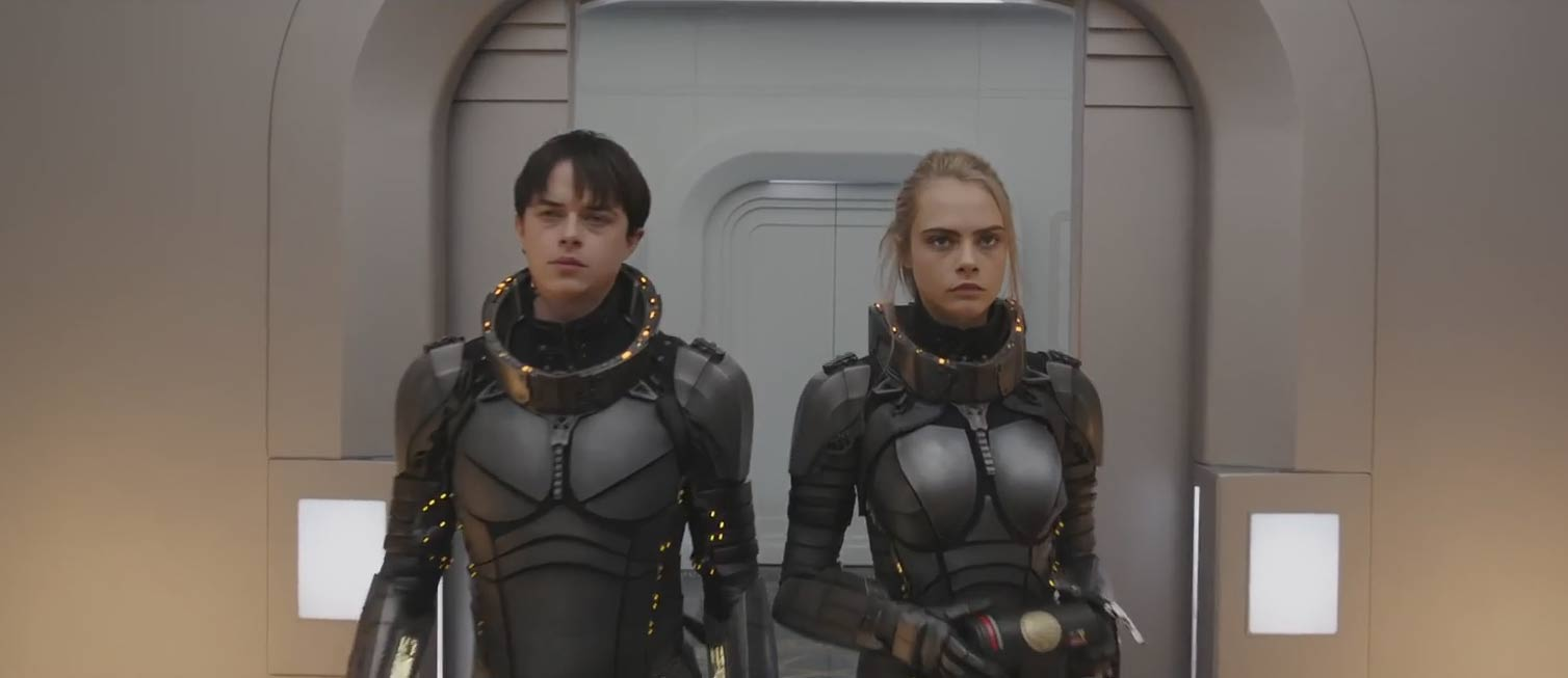 Valerian and the City of a Thousand Planets Screen Shot 1