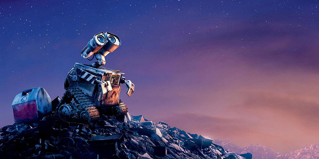 Wall•E Trailer Screencap