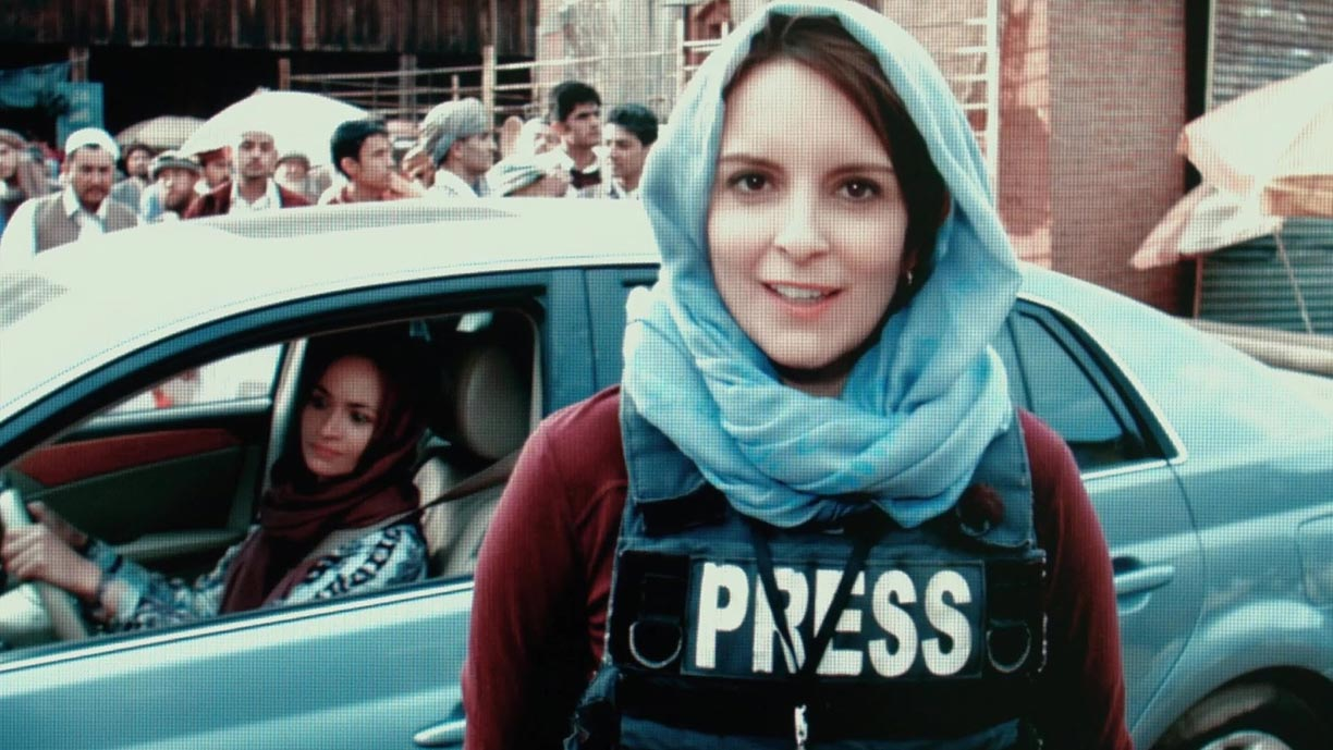 Whiskey Tango Foxtrot Trailer Screencap