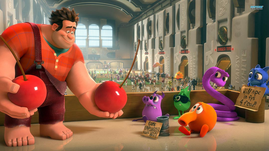Wreck it Ralph Trailer Screencap