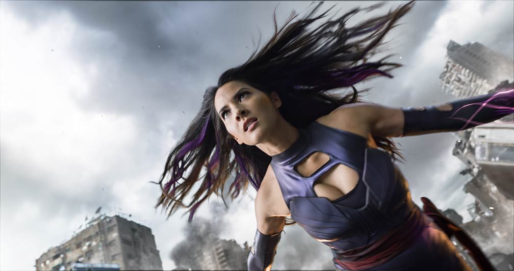 Olivia Munn in X-Men: Apocalypse TV Spot