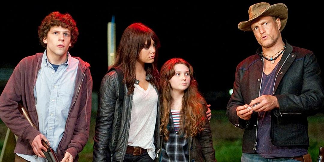 Zombieland Trailer Screencap