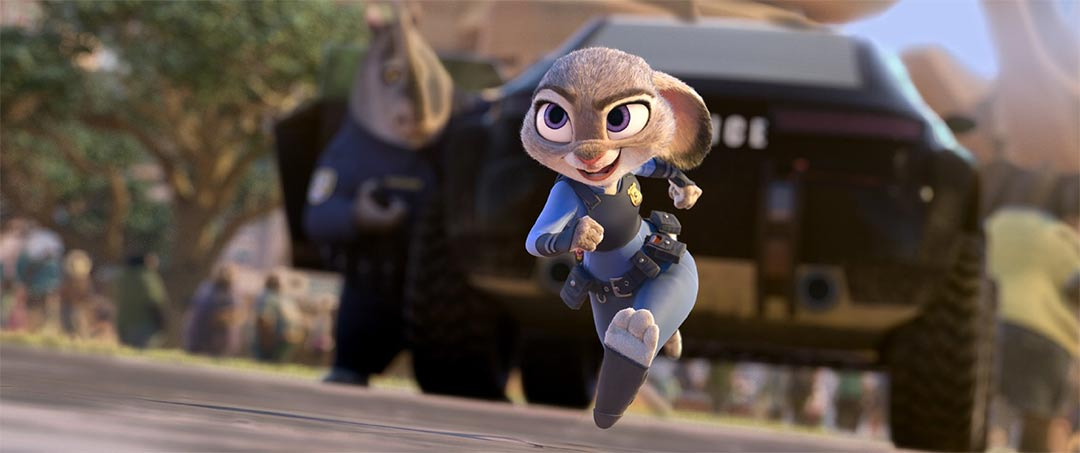 Zootopia Trailer Screencap