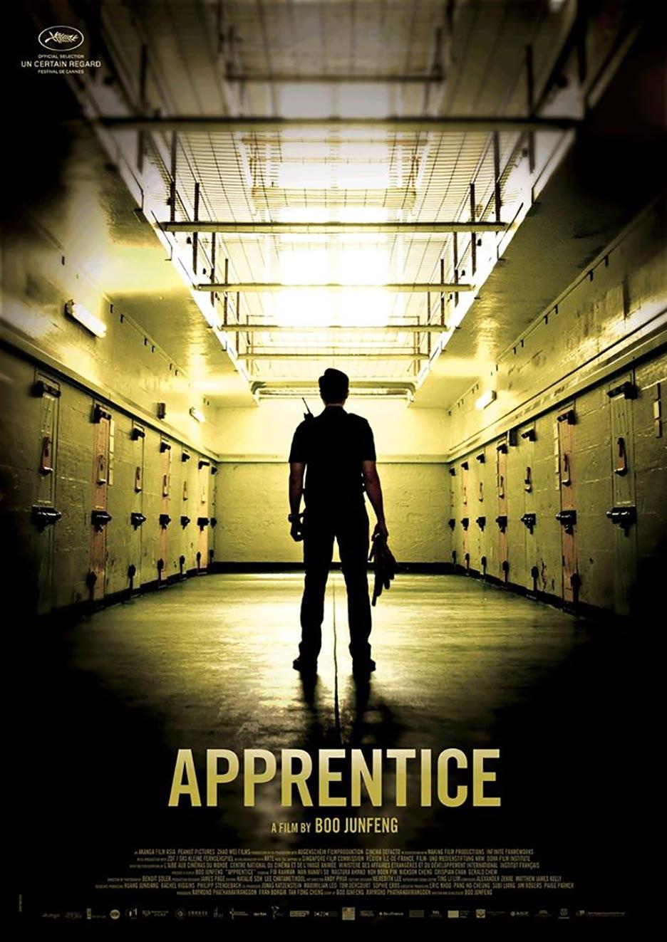 Apprentice Poster #1